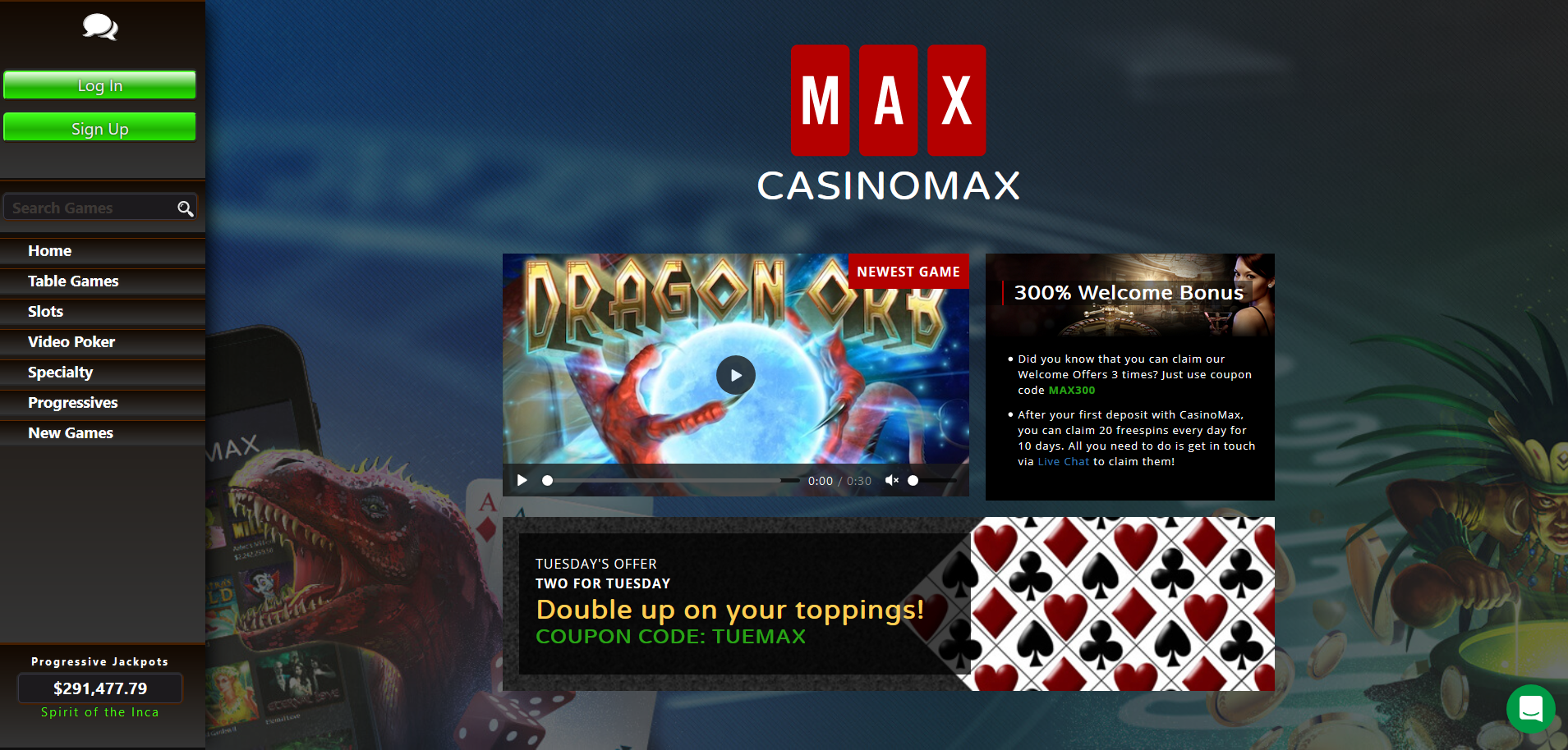 CasinoMax-Screenshot