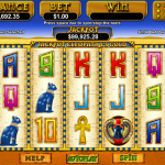 Cleopatra's Gold Video Slot Game