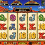 Red Sands Video Slot Game