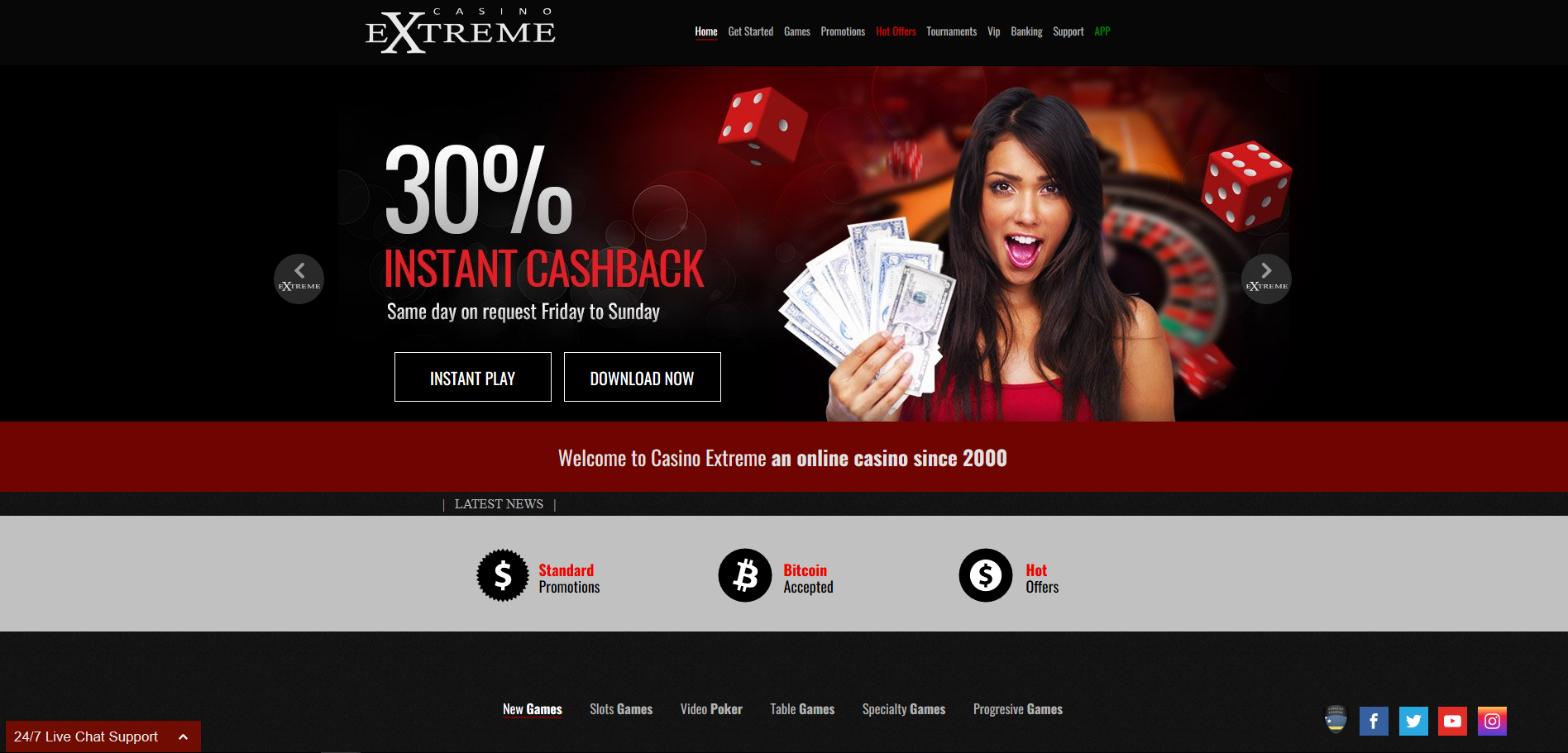 Casino Extreme Screenshot