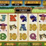 Derby Dollars Video Slot Game