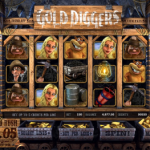 Gold Diggers Video Slot Game