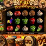 Paco and the Popping Peppers Video Slot Game